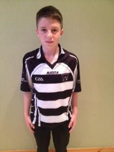Man of the Match - Ciaran O Brien.