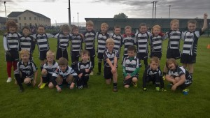 U7's at Hawkfield end of season blitz.
